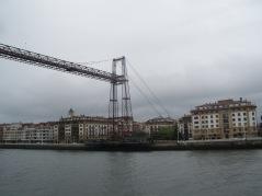 Water bridge.