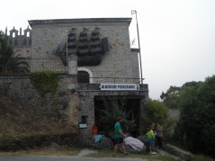 Albergue (pilgrim hostel)