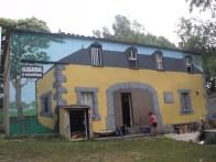 Primitivo alburgue (hostel)