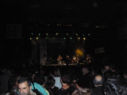 Galician gypsy band.